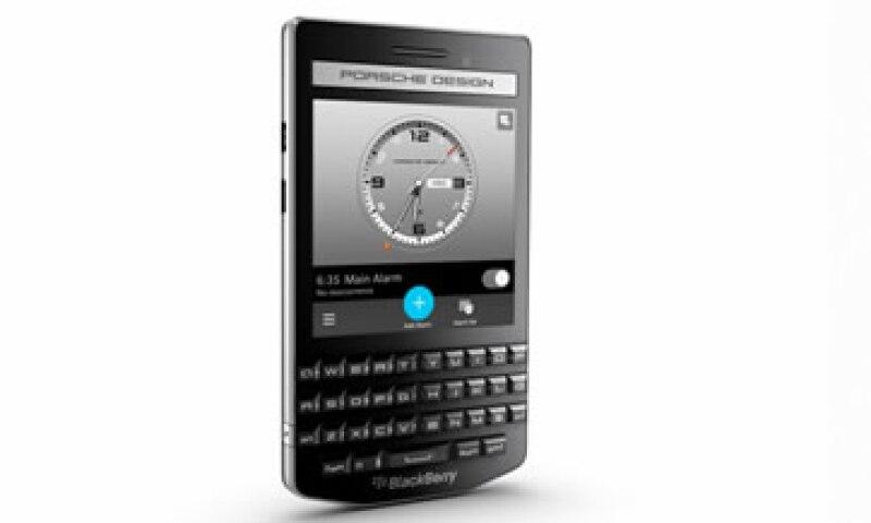El BlackBerry P'9983 tiene 64 GB de almacenamiento. (Foto: Tomada de blogs.blackberry.com )
