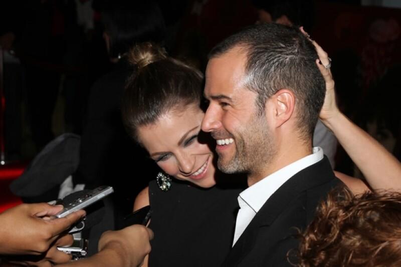 Sin temor a equivocarnos podemos decir que Ludwika y Emiliano son una de las parejas más actractivas de México.
