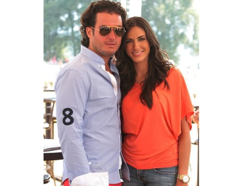 Fernando Rodríguez Sánchez-Mújica y Roxana Rojo de la Vega.