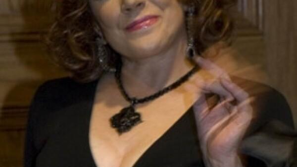 La actriz y productora comparó a los integrantes de la agrupación con Judas, luego de que se le preguntara su opinión por el regreso de la banda que ella formó en 1989.