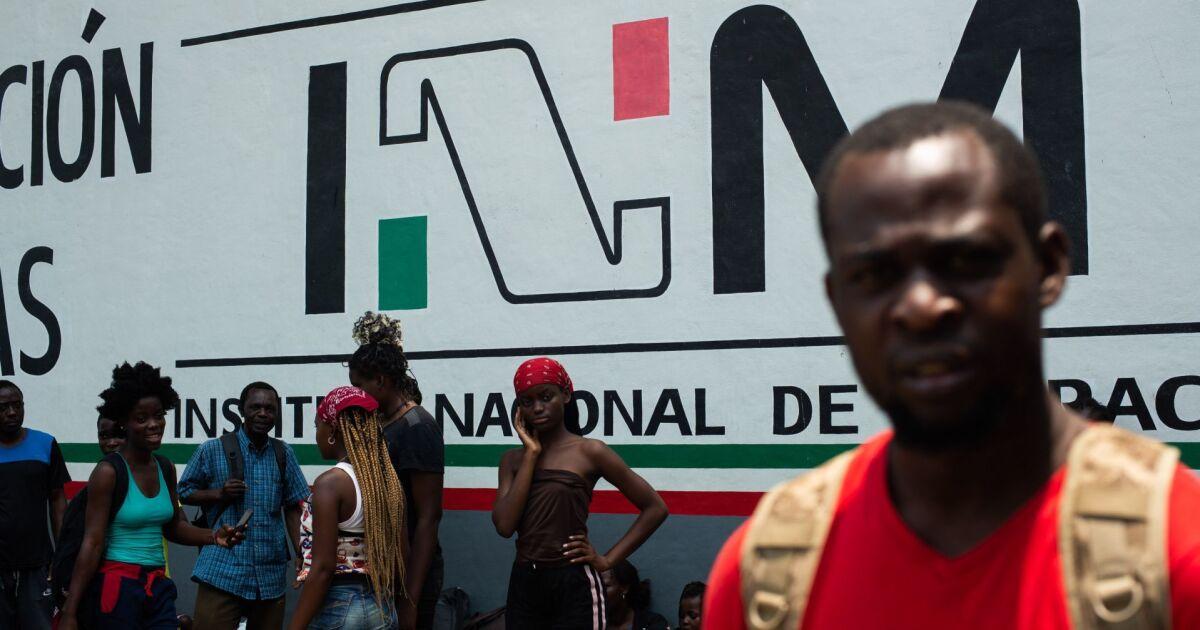 ¿Por qué hay haitianos en México? Las razones que los mantienen varados