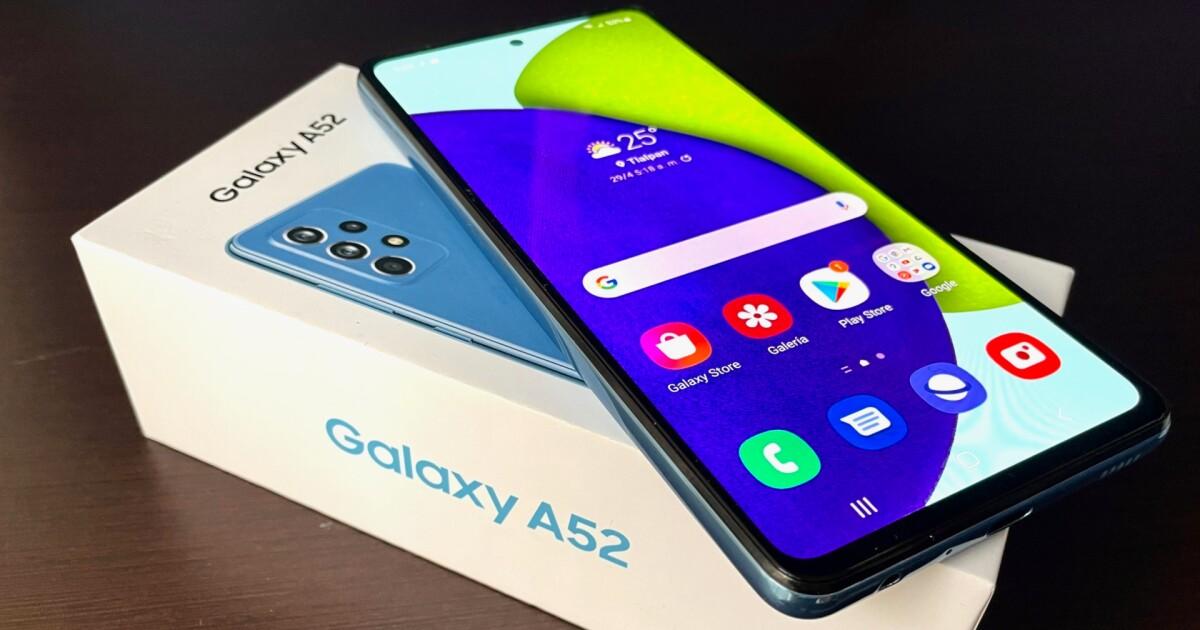 Reseña: Galaxy A52, un smartphone para retener el mercado de gama media