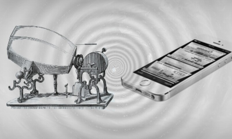 El fonoautógrafo hizo que hoy puedas reproducir tus canciones en los aparatos más modernos como el iPod. (Foto: Especial)