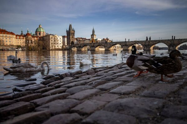 Czech Republic Imposes Nationwide Quarantine To Combat Coronavirus