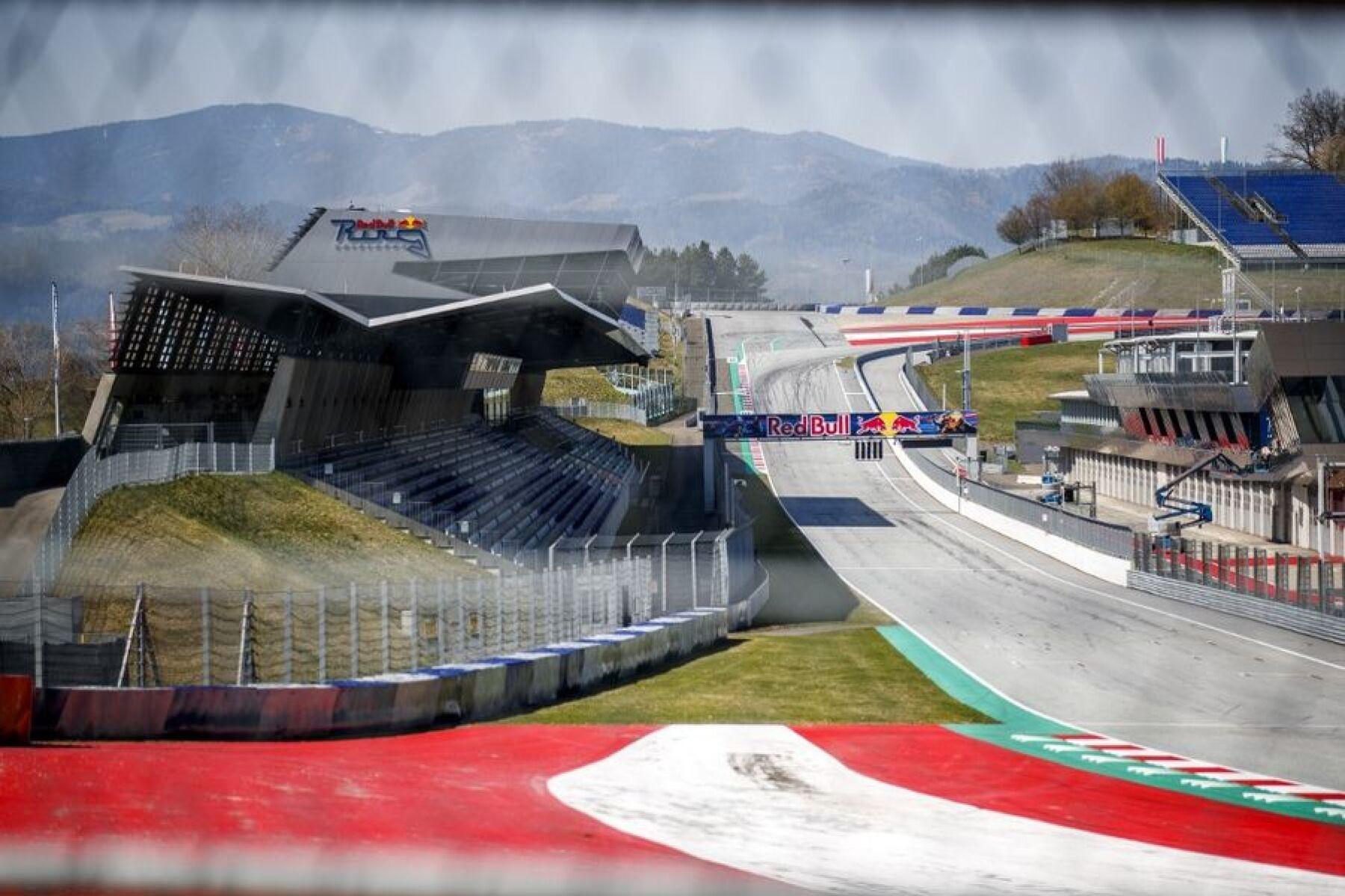 Formula 1 Austria Red Bull Ring
