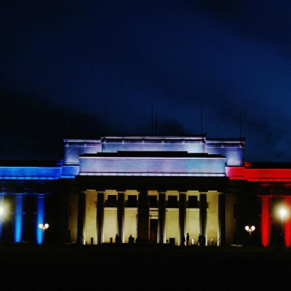 En la capital de Nueva Zelanda, cientos de personas mantuvieron la vigilia en honor a las víctimas.