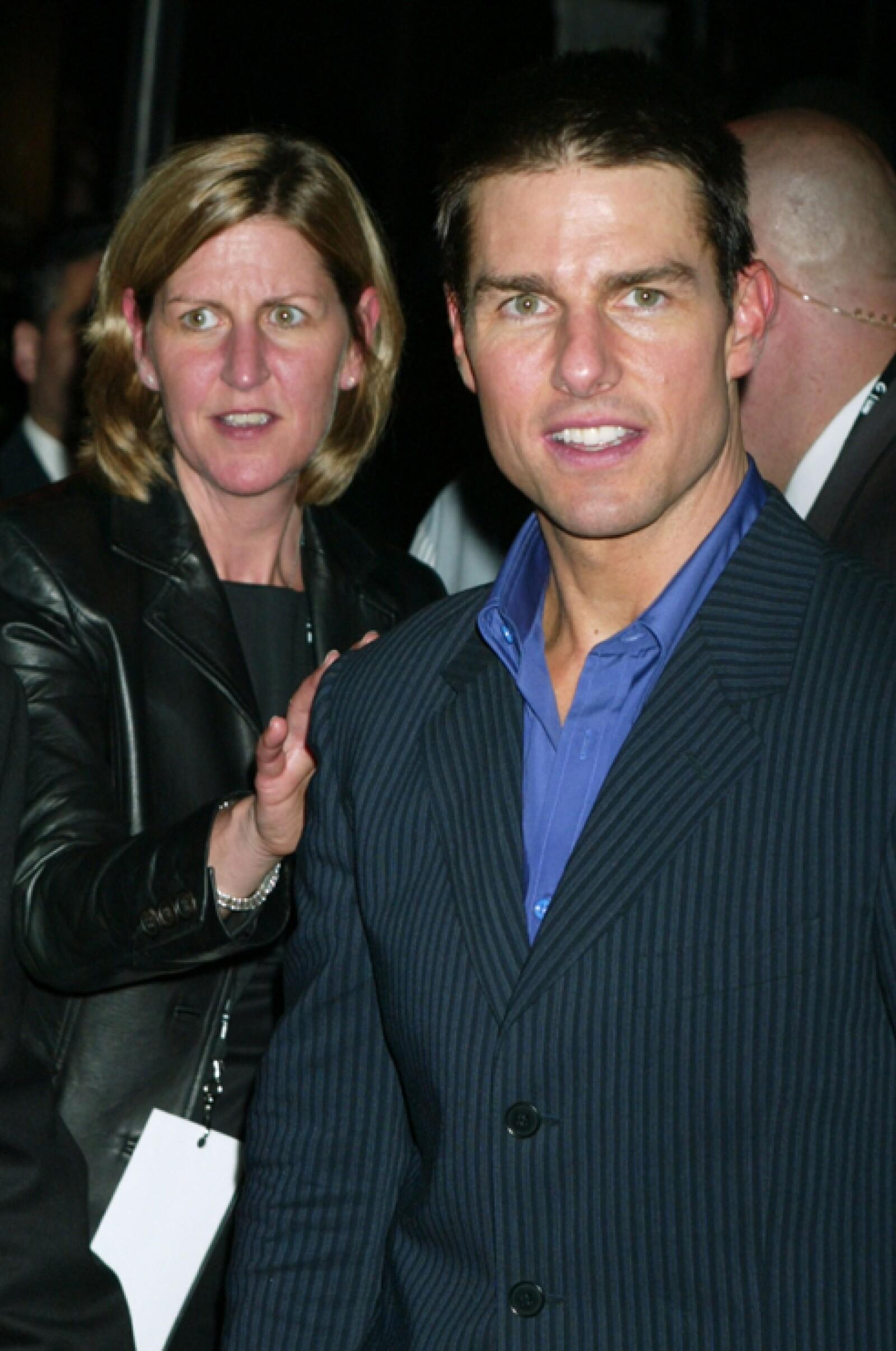 Lee Anne DeVette es la menos agraciada hermana de Tom Cruise. Esperemos que no haya resentimientos de su parte, porque al ser la publirrelacionista del actor, podría ser fatal.