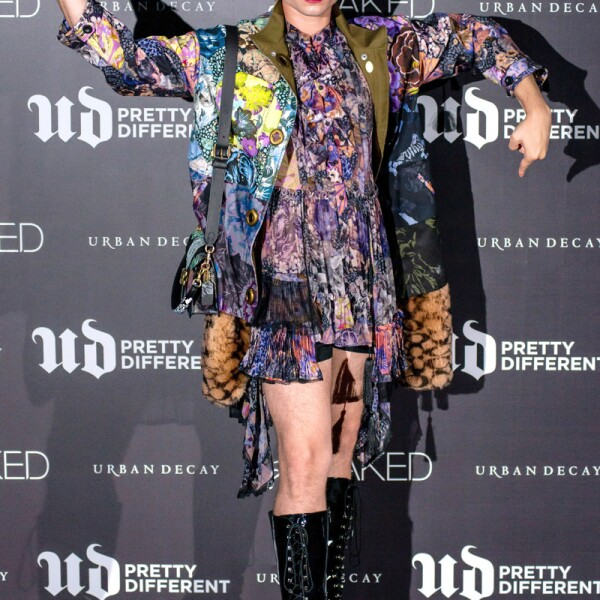 Urban Decay 'Pretty Different' campaign photocall, Seoul, South Korea - 20 Aug 2019