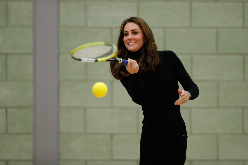 Kate Middleton octubre 2018