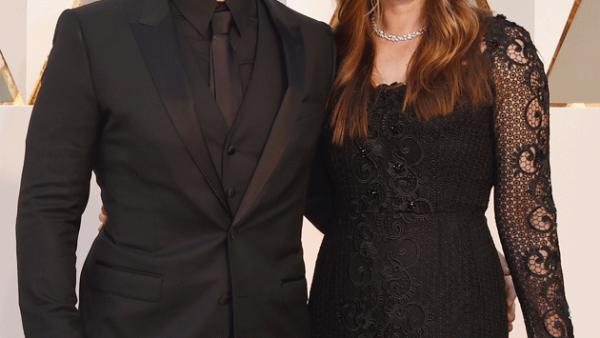Christian Bale y Sibi Blazic (Getty Images)