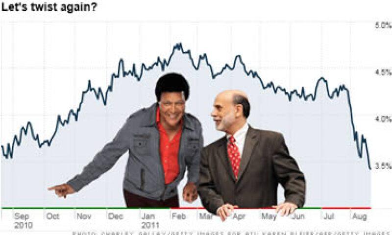 La 'Operación Twist' dará mayor liquidez al mercado sin aumentar la hoja de balance de la Fed. (Foto: Cortesía Fortune)