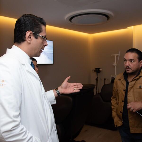 Horacio Valle y Eduardo Guerrero