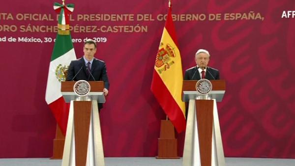 México y España piden que Maduro y Guaidó dialoguen por el bien de Venezuela