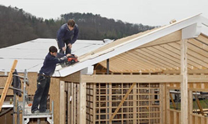 Los inicios de construcción de casas unifamiliares subieron 0.3%. (Foto: Getty Images)
