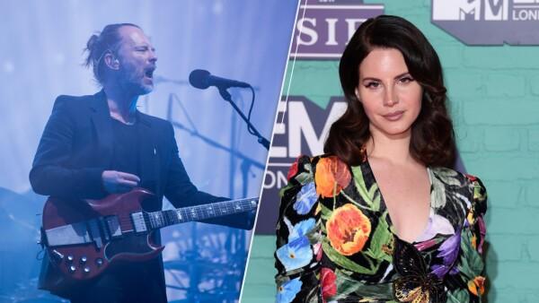 Radiohead vs. Lana del Rey