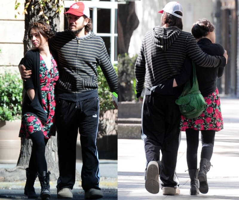 Generalmente vemos a Camila en tendencia con un look `edgy´y chic.