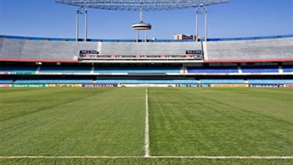 Aerosoles en el estadio