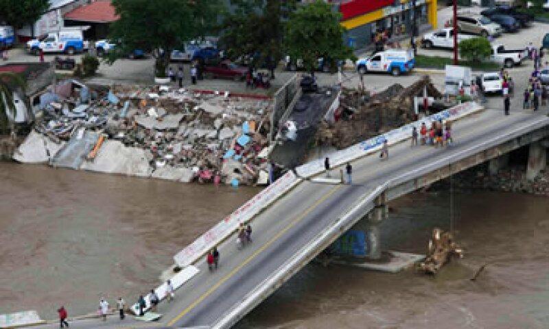 Las lluvias provocadas por las tormentas han dejado 101 fallecidos. (Foto: Reuters)
