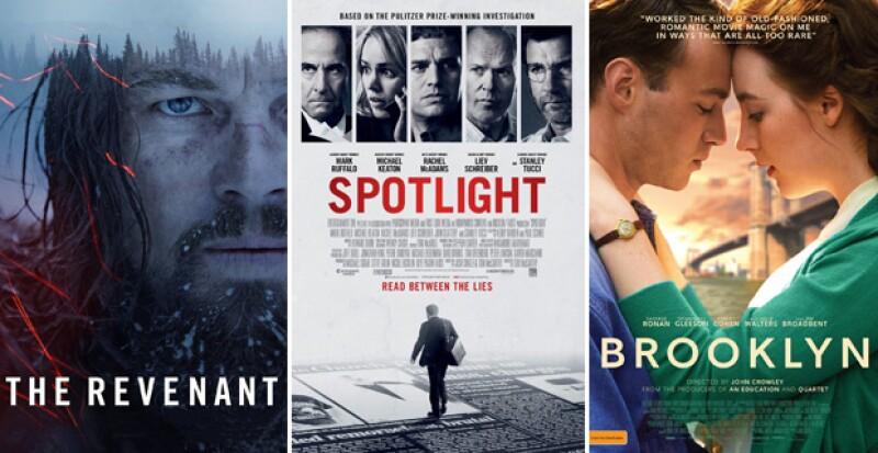 A una semana de la 88º edición de los Premios de la Academia, la cuenta de Tumblr 'Don't Call Me Oscar' mostró su versión de Leo DiCaprio en &#39The Revenant&#39 o Ryan Gosling en &#39The Big Short&#39.