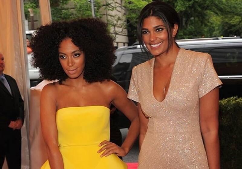 Us Magazine informó que la hermana de Beyoncé también peleó esa noche con un grupo de personas entre las que se encontraba Rachel Roy,