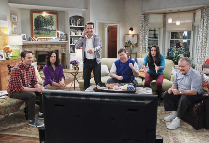 The McCarthys, serie estreno de Canal Sony.