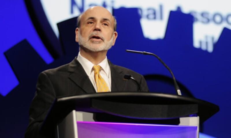 En 2000, Ben Bernanke amonestó al Banco Central de Japón por no hacer más para reactivar la economía nipona. (Foto: Reuters)