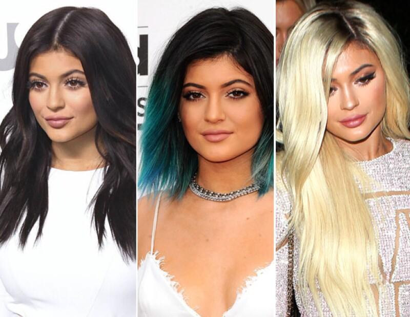 Cortes, tintes o estilos innovadores han pasado por el pelo de celebrities como Kylie Jenner, Demi Lovato o Anne Hathaway, ¿te decidirías por alguno?