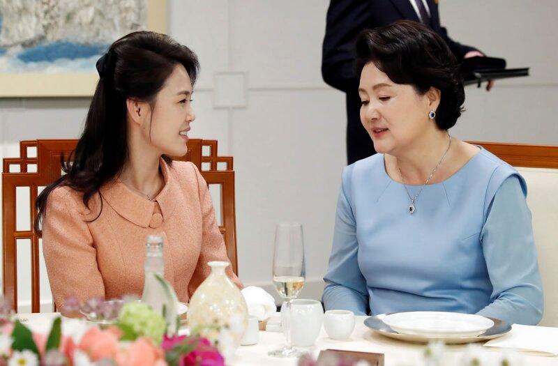 Esposa de Kim Jong Un