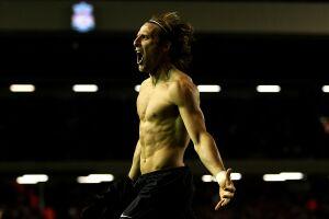 Liverpool v Atletico Madrid - UEFA Europa League Semi Final