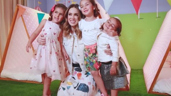 Jackie Bracamontes hijas