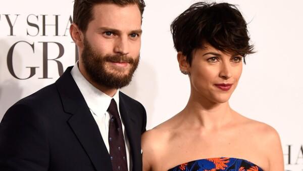 Según una publicación australiana, el actor irlandés no retomará su papel en las secuelas de 50 Shades of Grey para evitar problemas con su esposa.