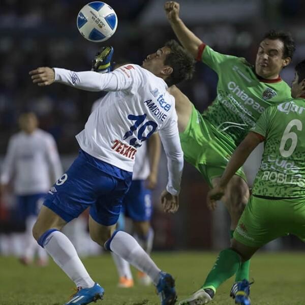 Los 'Jaguares' no pudieron hacer valer su localía ante Cruz Azul