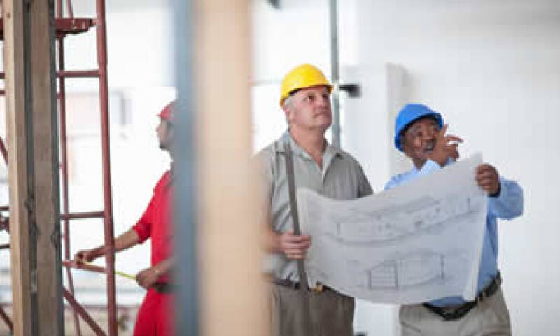 Analistas estimaban que el gasto en construcción subiría 0.6% en mayo pasado. (Foto: Getty Images)