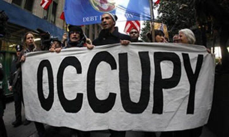 La marcha prevé dar el puntapié inicial a un día de acción en el lugar de nacimiento del movimiento Occupy Wall Street  (Foto: Reuters)