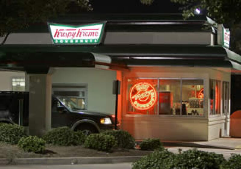 La adquisición del capital de Krispy Kreme se realizó a través de Taco Holding. (Foto: AP)