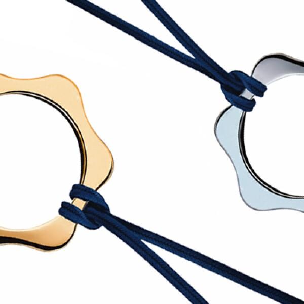 Montblanc también agregará joyería en plata y oro combinados con los colores de UNICEF.