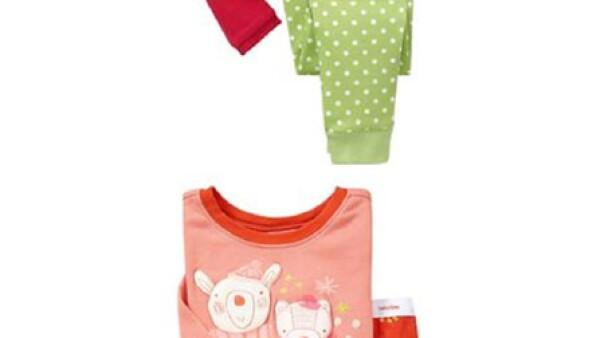 Las pijamas navideñas de Gap Kids tienen unos diseños adorables y son calientitas para el frío de invierno.