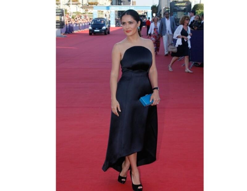 La actriz confesó que su esposo fue quien le dijo que no dejara su carrera.