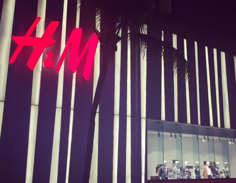 H&M abre en Playa del Carmen sobre la 5ta Avenida esquina con calles 12.
