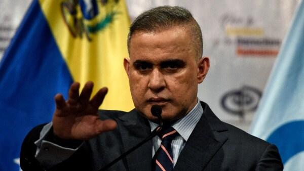 Venezuela Tarek Saab detenidos diputados