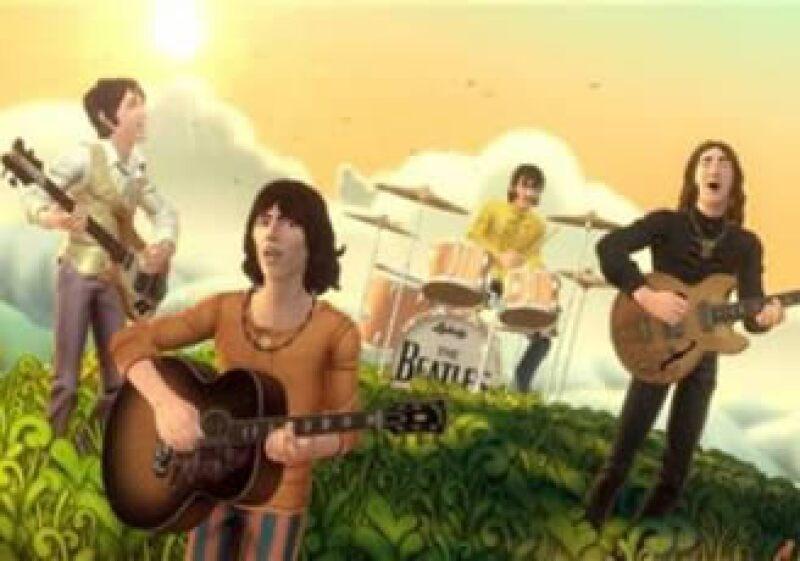 Si eres fan del cuarteto de Liverpool, podrás disfrutar de The Beatles: Rock Band. (Foto: Reuters)