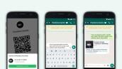 Códigos QR en WhatsApp Business