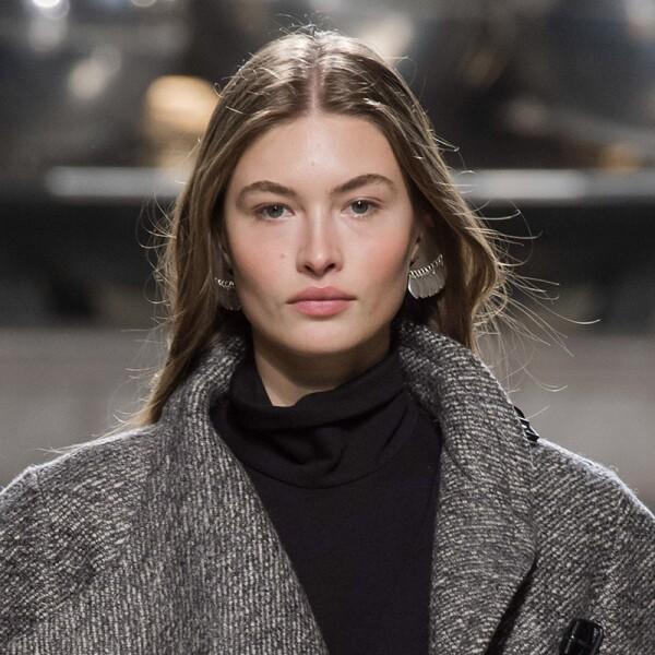 PFW-Paris-Fashion-Week-Runway-Pasarela-Beauty-Look-Belleza-Isabel-Marant