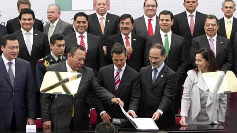 pacto por mexico peña nieto zambrano madero CO
