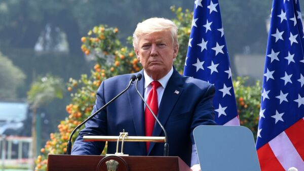 US President Donald Trump And Prime Minister Narendra Modi Deliver Joint Press Statement