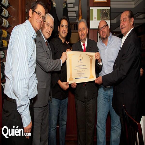 Mauricio Vázquez,Enrique Sánchez,El Chanclas,Enrique Castillo Pesado,Jean Tardiff,Guido Agostoni