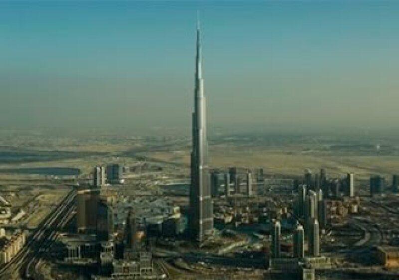 La construcción de la torre Burj Dubai o Torre Califa costó 1,500 millones de dólares. (Foto: AP)