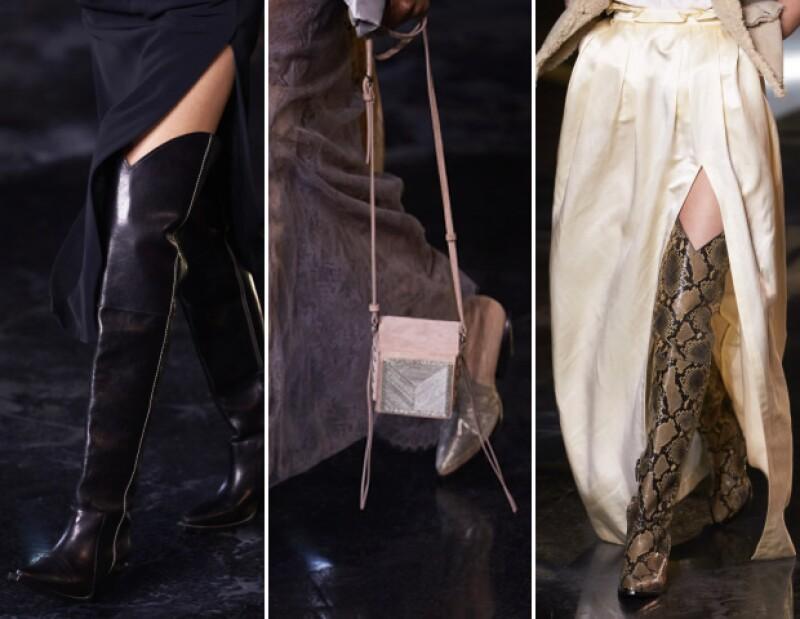 Queremos que ya sea otoño para poder comprar estas botas de H&M Studio.