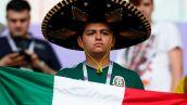 México Rusia 2018 afición