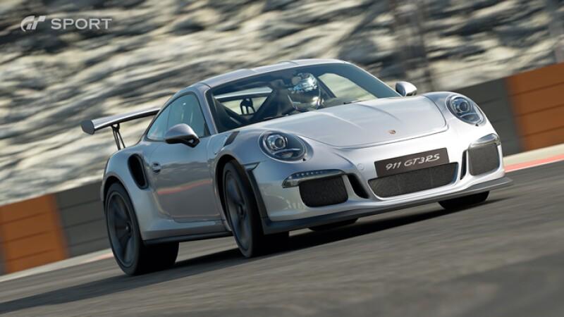 Porsche en GTS
